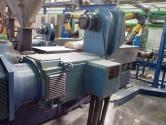 Электродвигатели и приводы для экструдеров, волочильных машин