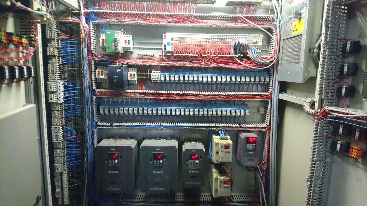 Автоматика контроля за газовым оборудованием