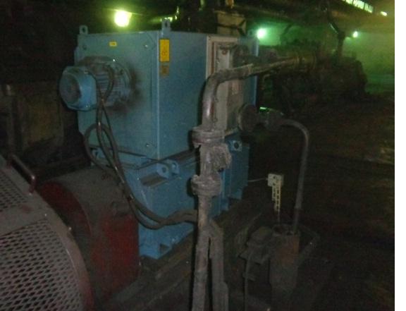 Электродвигатель постоянного тока T-T Electric - аварийный ремонт прокатного стана (срок поставки 5 недель)
