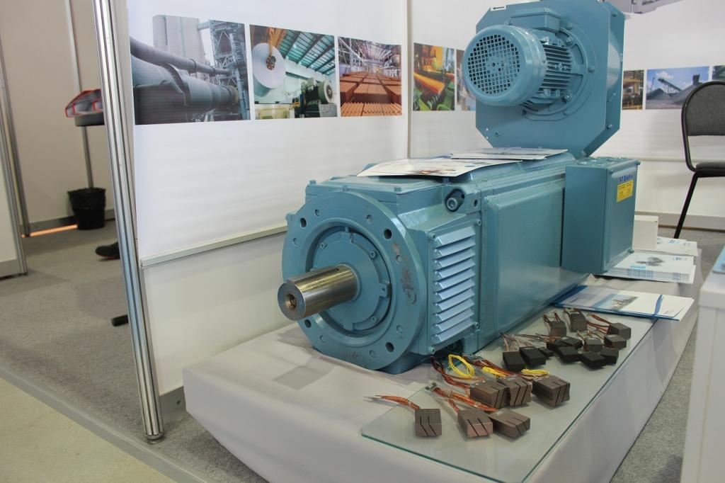 Электродвигатель постоянного тока T-T Electric DMP 180-4F для экструдеров Maillefer, Rosendahl