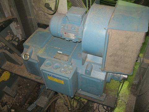 Электродвигатель T-T Electric LAK4200A - электропривод обрезного станка