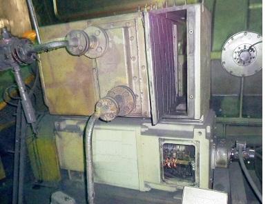 Электропривод прокатного стана на основе электромотора MEZ Vsetin