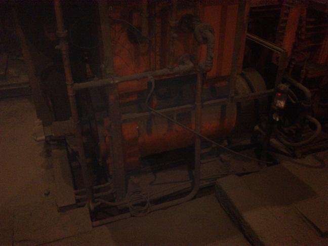 Тяговый электродвигатель постоянного тока прокатного стана MDL 814 148кВт