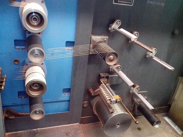 Меднографитовые и бронзографитовые щетки для волочильных машин
