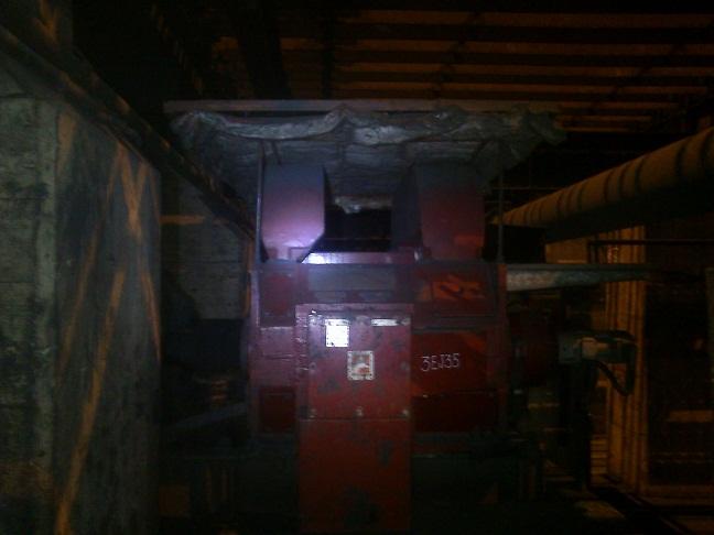 Тяговый электродвигатель постоянного тока прокатного стана MDL 810 42кВт
